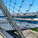 La ville en cage