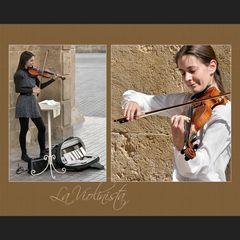 La Violinista – Adagio