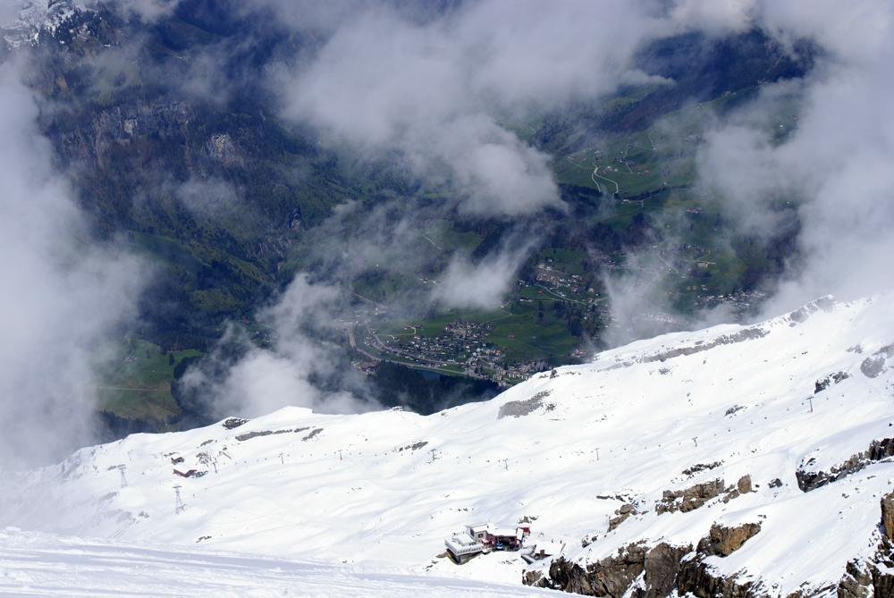 la vista del valle
