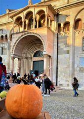 La zucca Modenese....