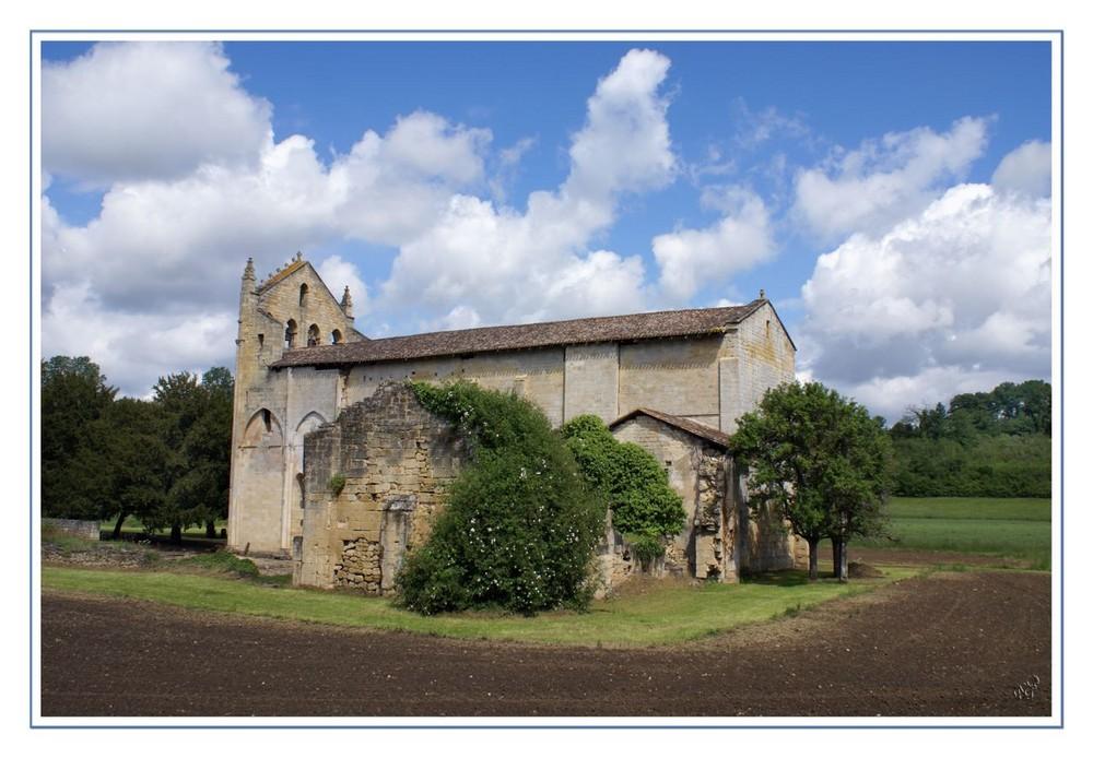 l'Abbaye de Blasimon