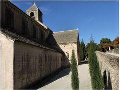 L'abbaye de Sénanque. 1