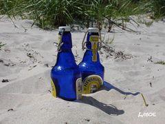 """Laboe - """"Stilleben"""" am Strand"""
