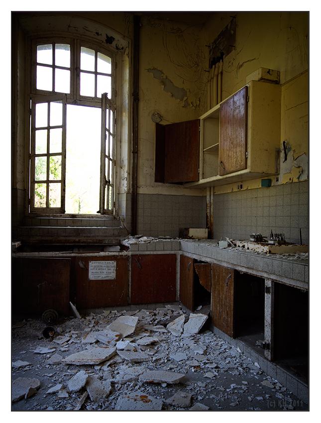 Laboratorium delirium