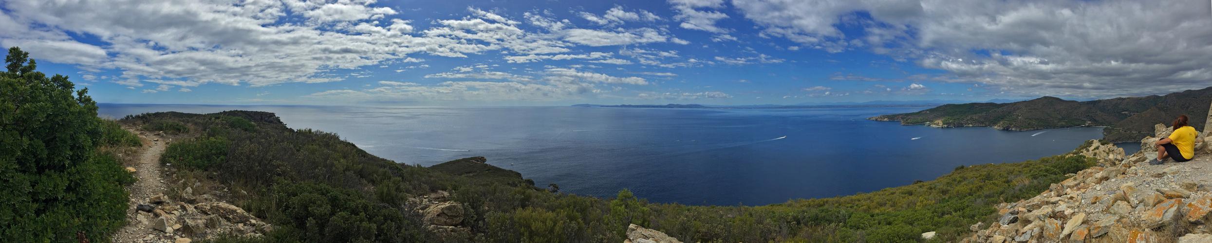 L'abraçada del Pirineu a la Meditarrània