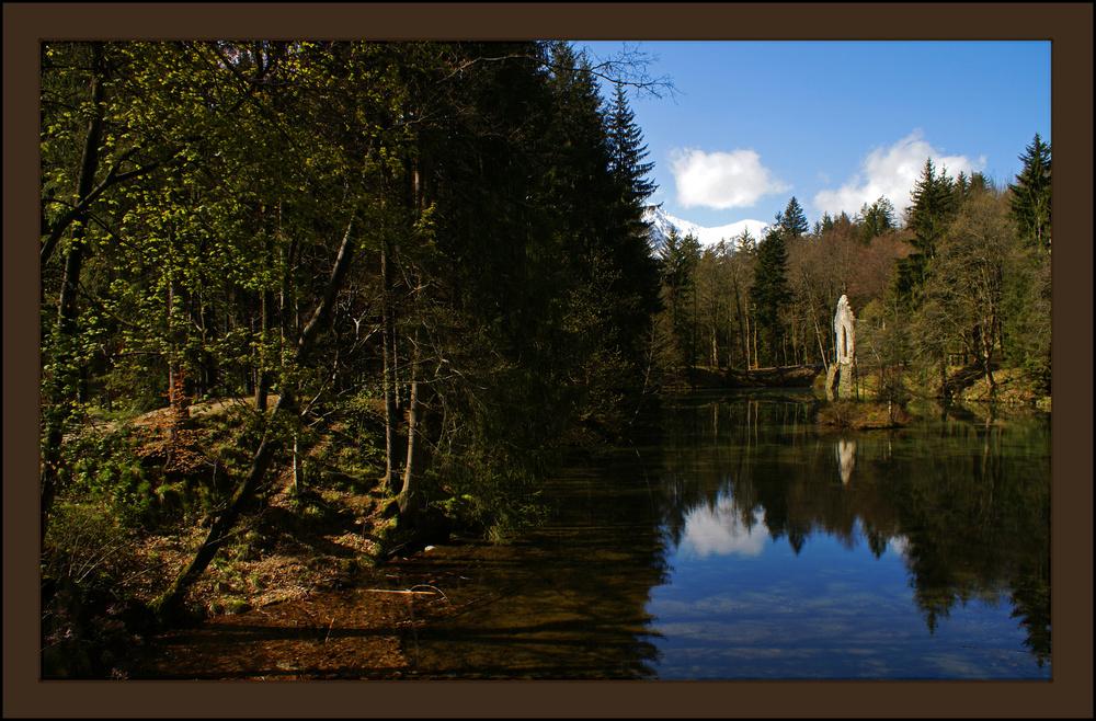 Lac à l'Anglais