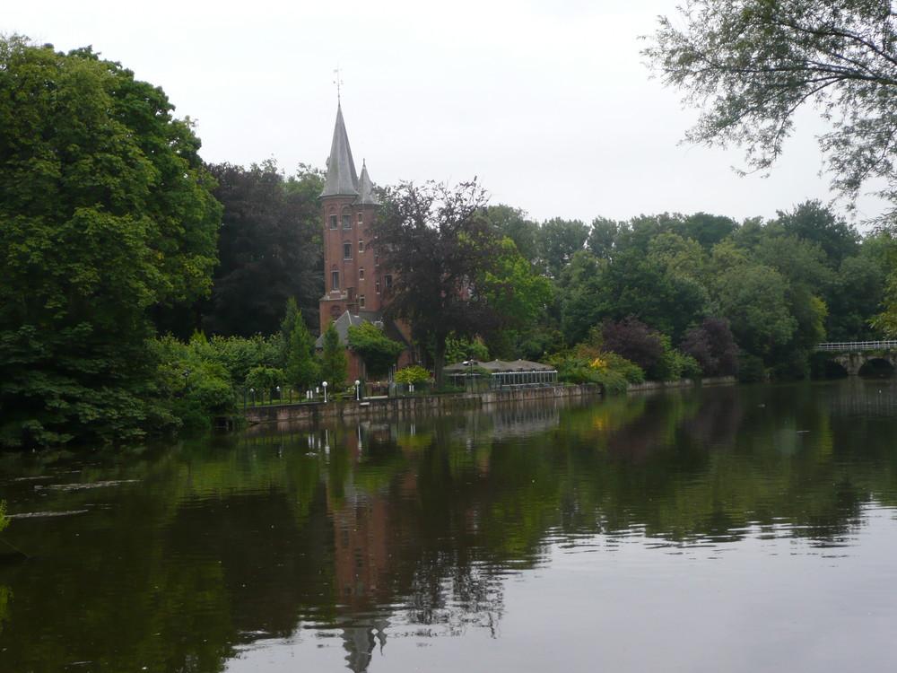 Lac Amour à Brugge