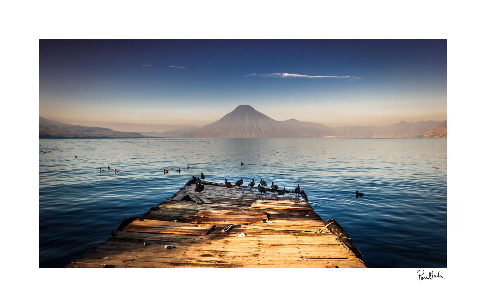 Lac Atitlan - Guatemala (2016)