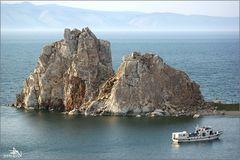 Lac Baïkal - Ile d'Olkhon 04