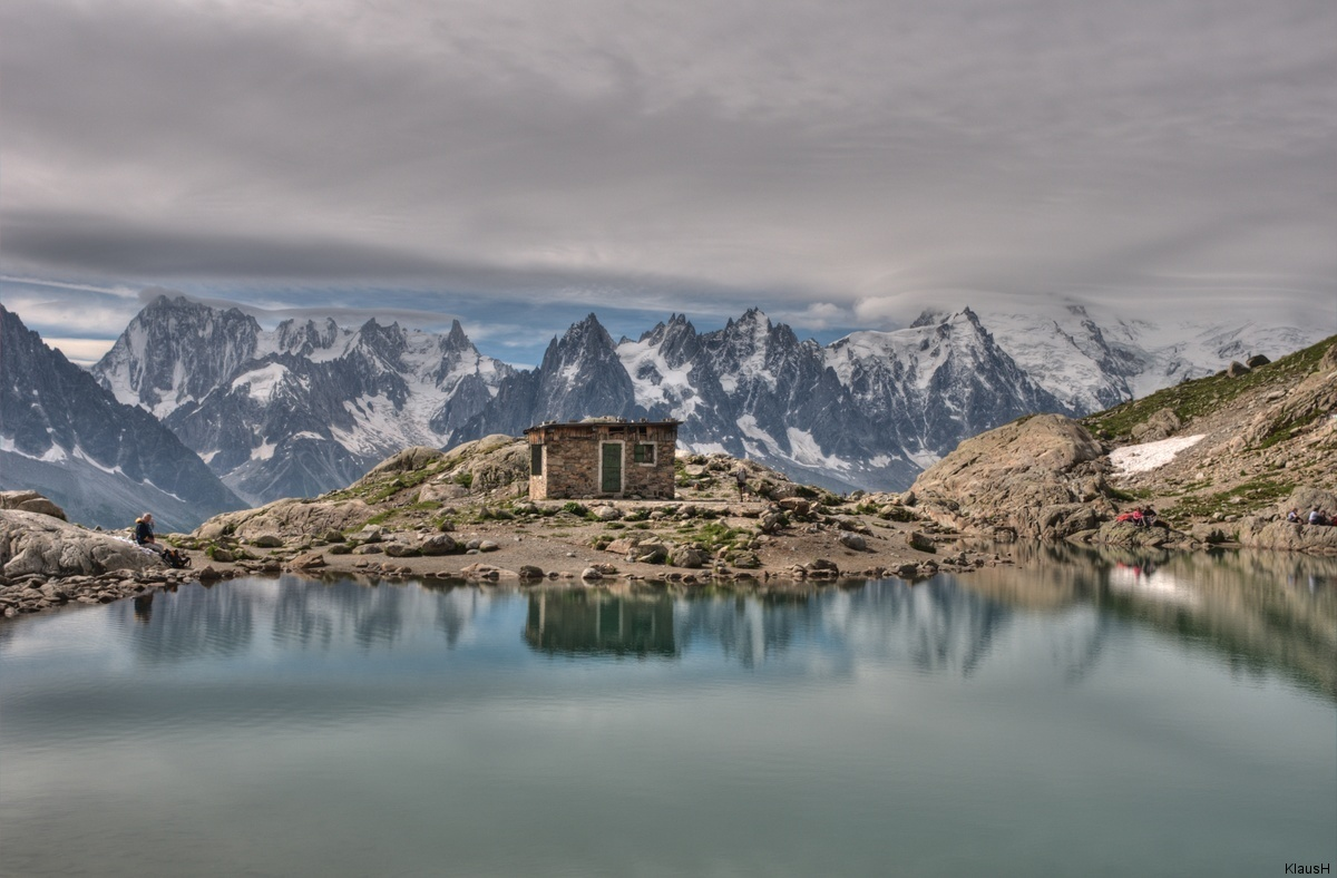 Lac Blanc III
