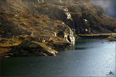 Lac d'altitude (Gd-St-Bernard)