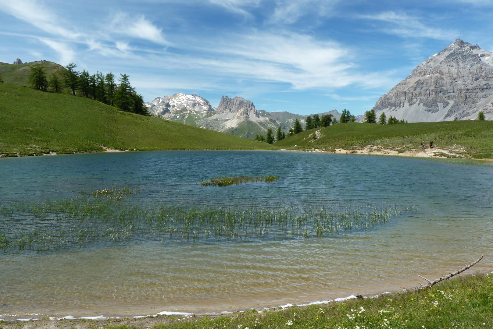 Lac de Chavillon