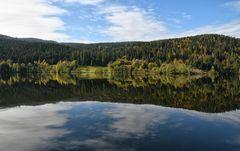 Lac de Longemer ..
