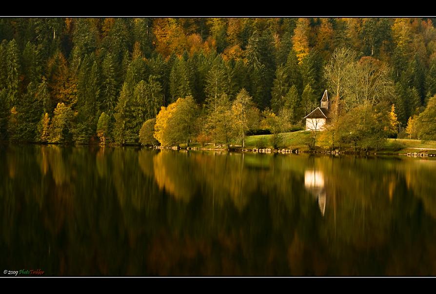 ..:: Lac de Longermer, Alsace ::..