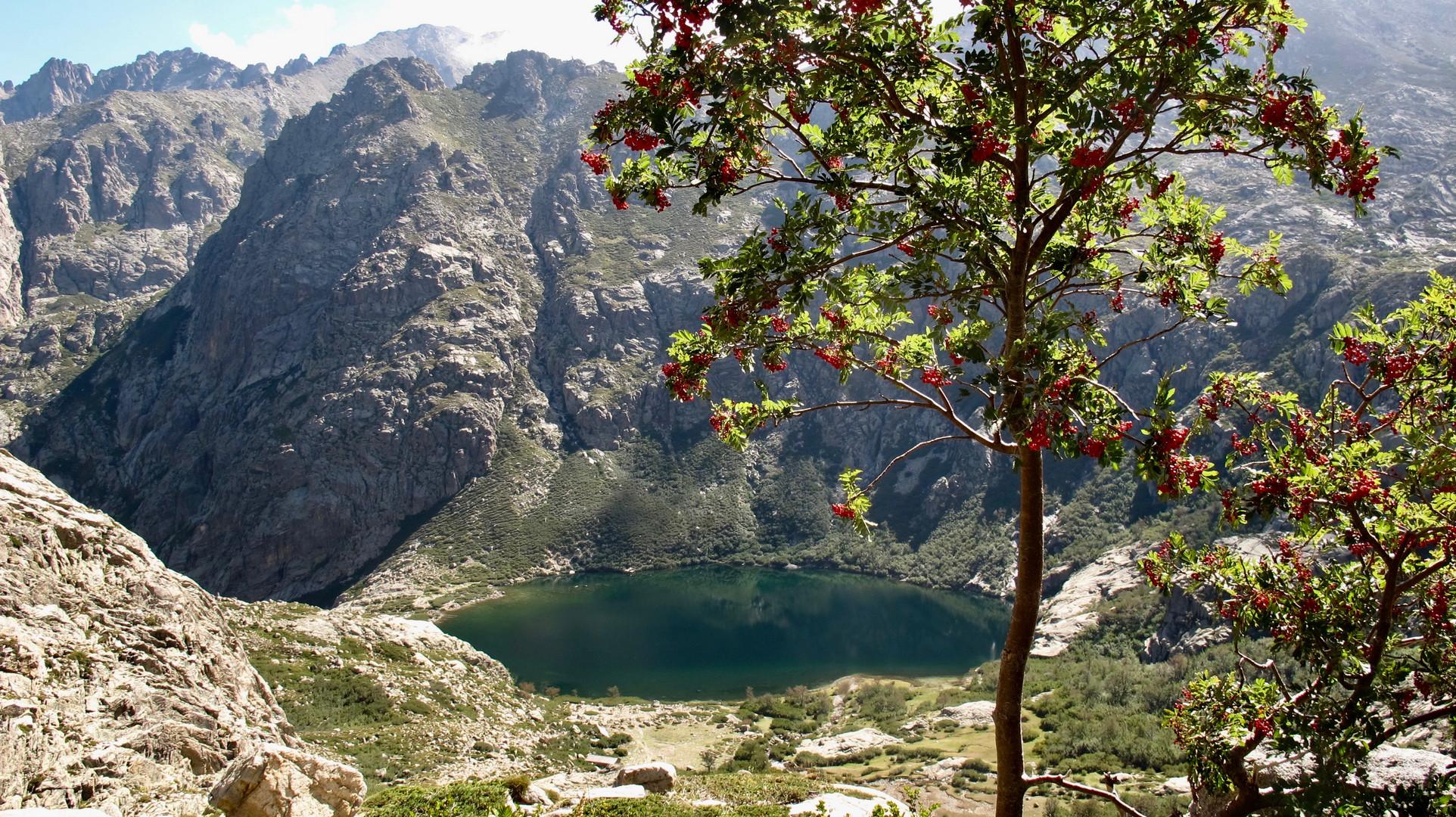 Lac de Melo (1711m)