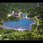 *Lac de montagne*
