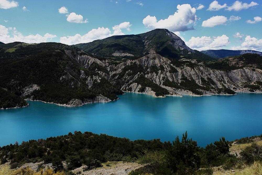 Lac de Poncon