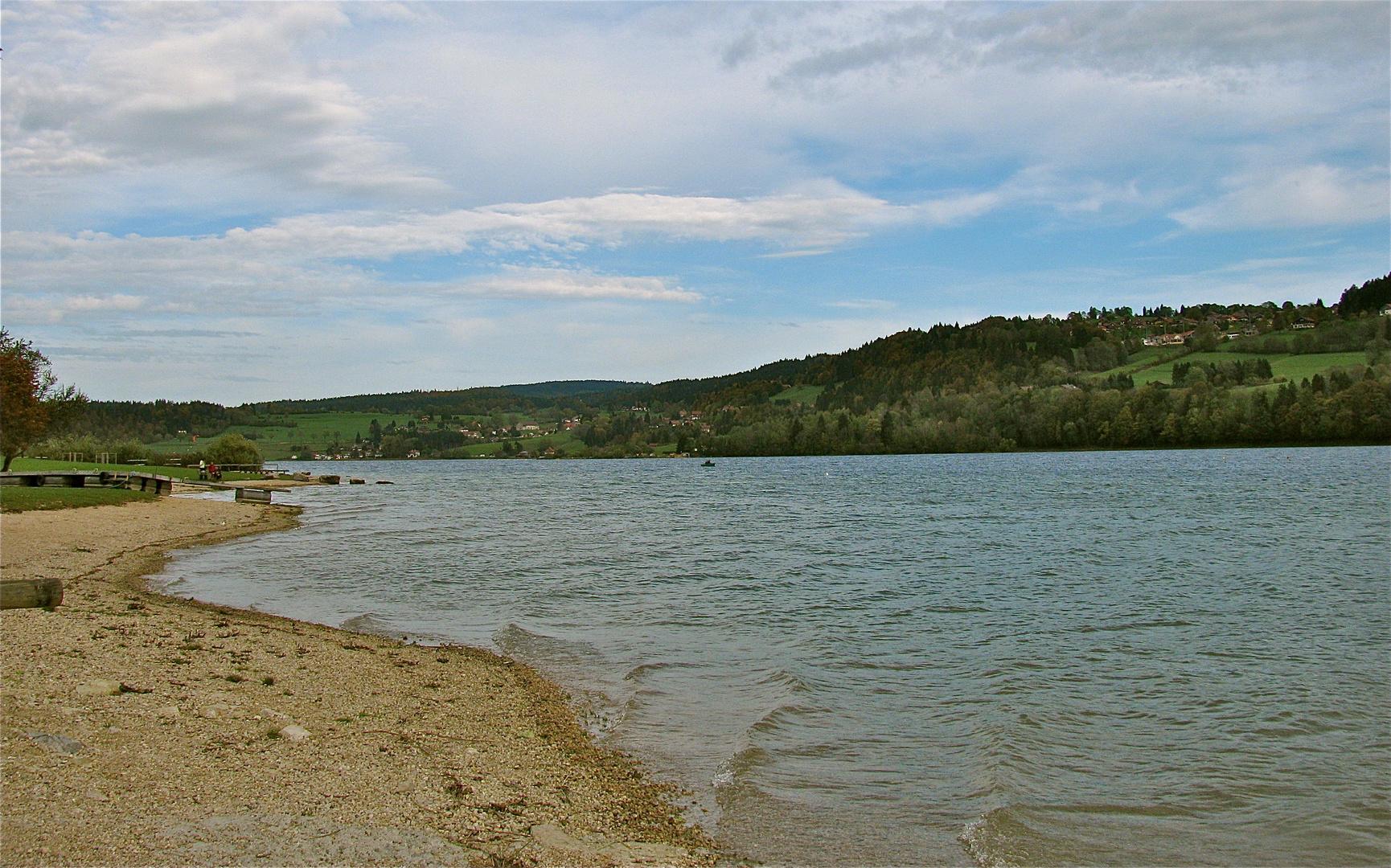 ... Lac de Saint-Point !!!...