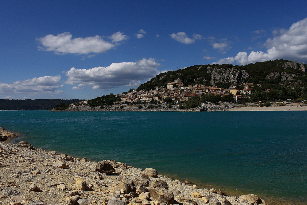 Lac de Sainte Croix für Rheinbild