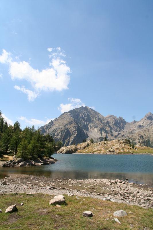 Lac de Tracolpas (Haute Vésubie) bis