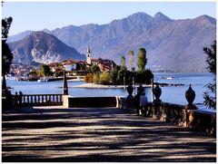 Lac d'Italie...