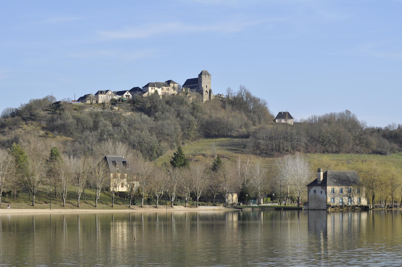 Lac du Causse, Corrèze