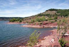 Lac du Salagou, Héraut