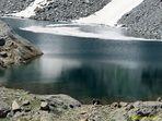 Lac Gelè 2599 Mt.