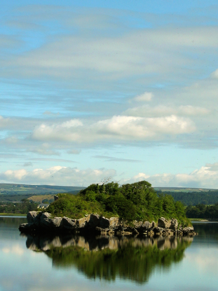 lac irlandais