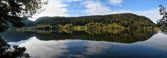 Lac Longemere Pano