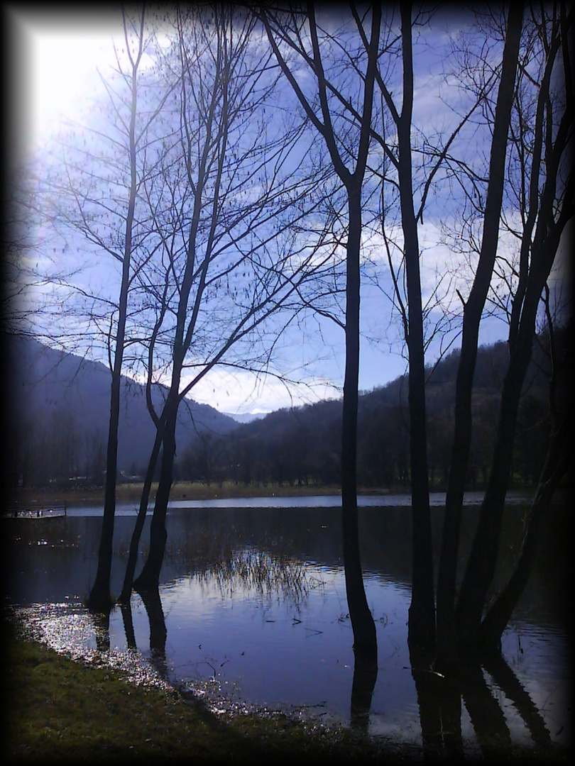 Lac Saint-Clair (Détrier) 2