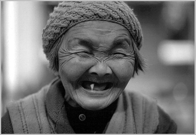 Zum Lachen