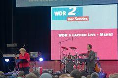 Lachen live in Bonn