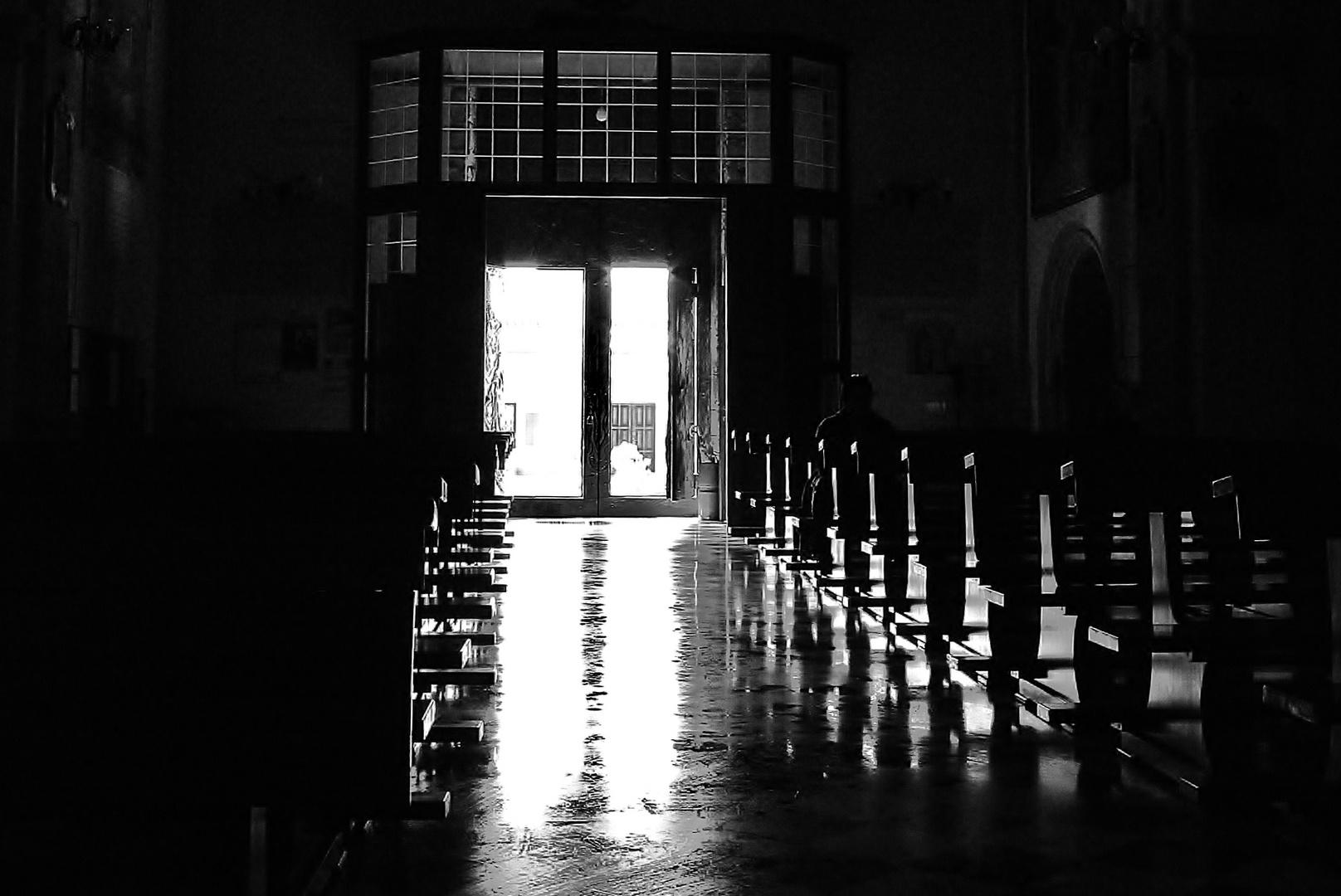 Laconi's Church - Italy