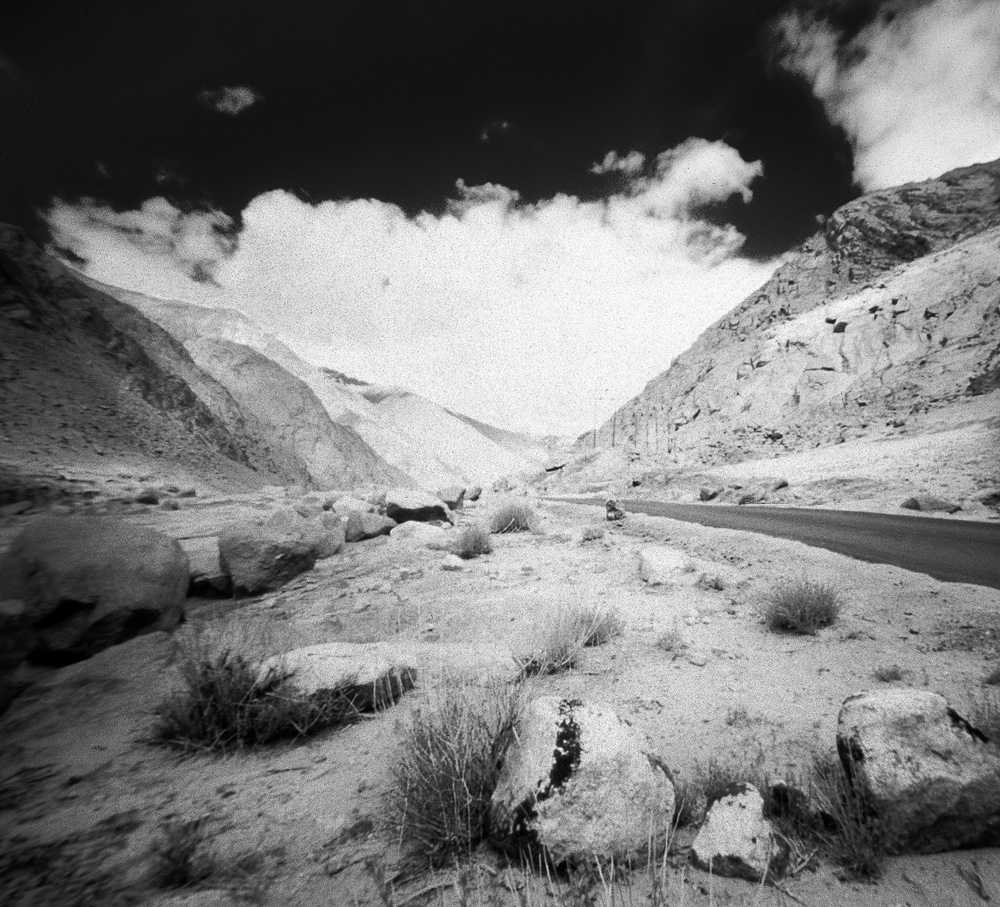 ladakh pinhole landscape