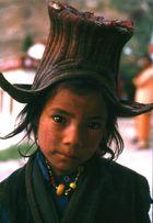 Ladakhi Mädchen