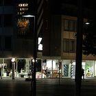 Ladenreihe am Ulmer Münsterplatz