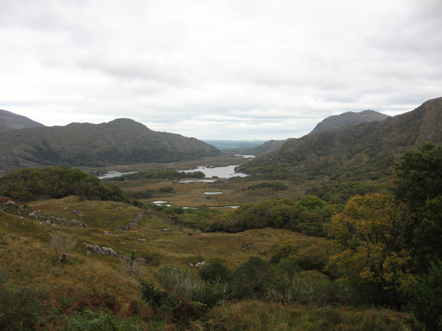 Ladies view am Ring of Kerry
