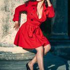 Lady Beautiful red !!