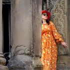 Lady - Cambodia