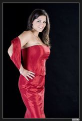 lady in red v. II
