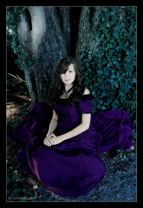 Lady Livia (aus der Serie «Garden of Grace»)