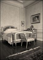 Lady Pellatt's Schlafzimmer im...