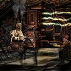 Lady Turner und das  Geheimnis der mechanischen Mumie