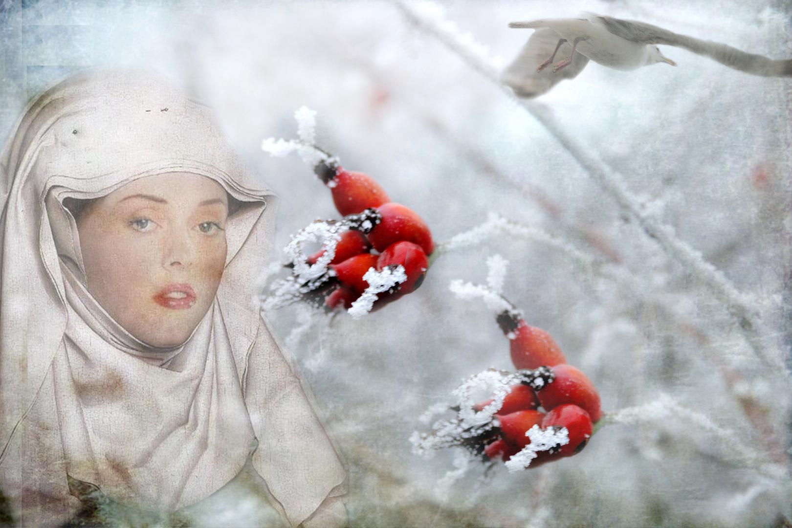 Lady Winter...