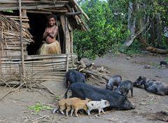 Ladys von Yakel-Tanna-Vanuatu
