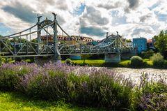 Länderbrücke Laufen Oberbdorf