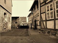 Ländlicher Hinterhof 13