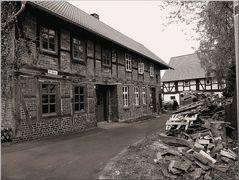 Ländlicher Hinterhof 16