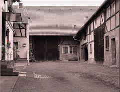 Ländlicher Hinterhof 19